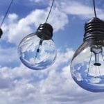green light bulbs for lower utility bills