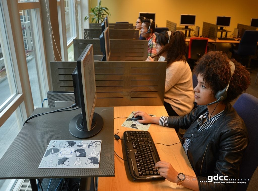 gdcc team working in their Rotterdam office