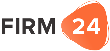 The logo of Firm24