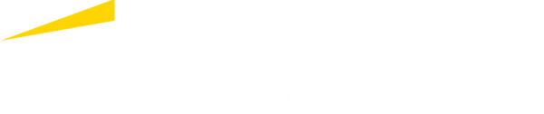 The logo of EY Finance Navigator